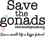 Save the Gonads